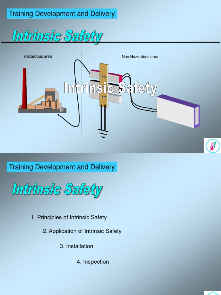 Intrinsic Safety | Fuse (Electrical) | Cable