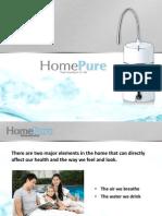 HomePure Training Presentation QNET 06072010