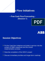 Free Cash Flow Introduction Training