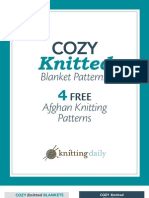 4 Free Afghan Patterns]