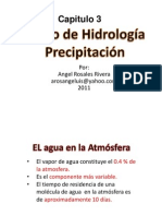 Analisis de La Precipitacion Abril 2012