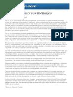 Las Telenovelas y Sus Mensajes - Elsalvador.com