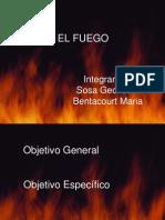 Fuego-1 Material Diapositivas