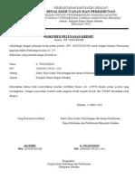 Dokumen Pelunasan Kredit