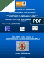 ECV - Ciencias de La Salud Terminado