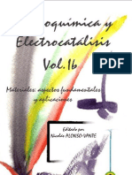 ELECTROQUIMICA Y ELECTROCATALISIS -  Volumen 1b