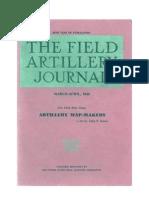 Field Artillery Journal - Mar 1938
