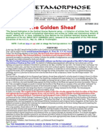 The Golden Sheaf-A Collection of Articles Dealing With Ecclesiastical Aberrations
