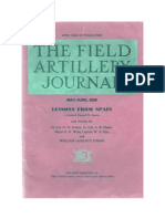 Field Artillery Journal - May 1938