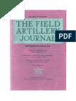 Field Artillery Journal - Sep 1938