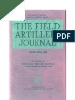Field Artillery Journal - Mar 1939