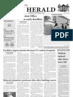 November 1, 2012 Issue