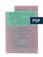 Field Artillery Journal - Jul 1939