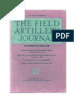 Field Artillery Journal - Sep 1939