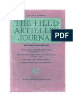 Field Artillery Journal - Sep 1939