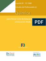 Quimica Plan 2013