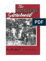 Field Artillery Journal - May 1940