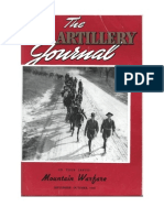 Field Artillery Journal - Sep 1940