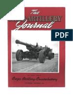 Field Artillery Journal - Nov 1940