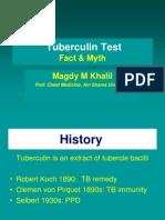 190_Tuberculin Test _ Fact and Myth