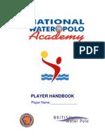Waterpolo Player Handbook