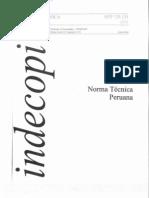 NTP339.131 1999 Peso Especifico.