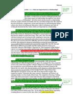 analysis of interpreter of maladies