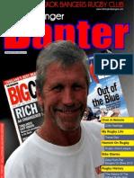 Banger Banter Newsletter Jan - June 2012