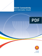 ASEAN Connectivity Project Information Sheets