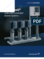 Grundfos Submersible Wastewater Pump - With Grinder - SEG | Sanitary