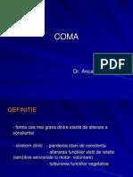 2. Coma