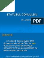 6. STATUSUL CONVULSIV