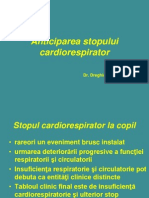 Anticiparea stopului cardiorespirator