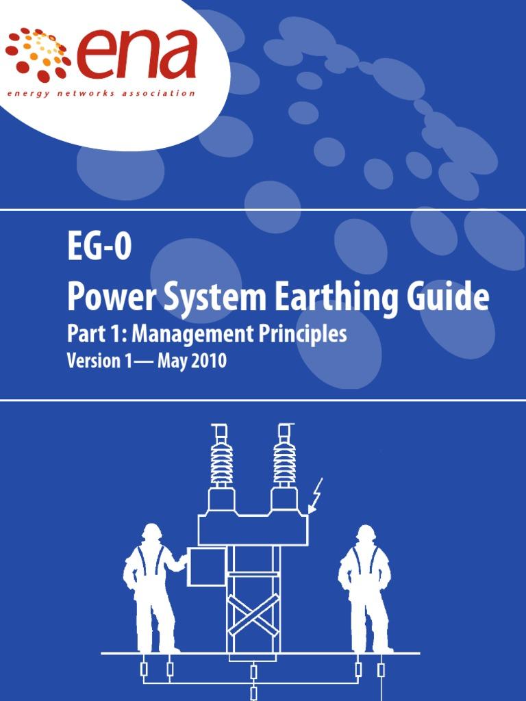 EG 0 Power System Earthing Guide for Website | Electrical
