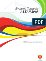 ASEAN Annual report 2011-2012