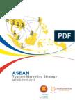 ASEAN Tourism Marketing Strategy 2012 - 2015
