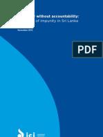 Sri Lanka Impunity Report Nov 12 Final