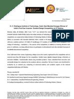 Autodesk Inventor Press Release2012