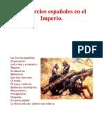 Tercios Españoles durante el imperio