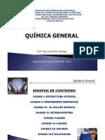 Unidad I-Estructura Atómica
