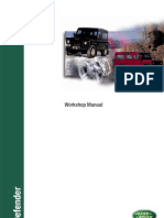 Defender Workshop Manual (Latest)