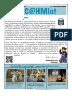 Bulletin Novembre 2012 Du CAHM