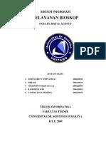 Analisa & Desain Sistem - D2C