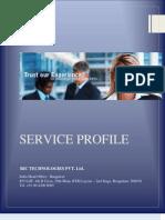 Service Profile-Web Dev