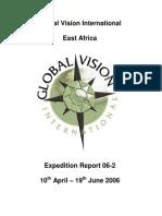 GVI Kenya Expedition 062 Report Final