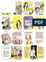 Observer/Cape/Comica graphic story prize winner