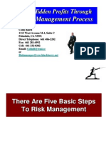 Risk Management Basic Presentation 1233898092195357 2