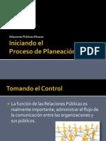 El Proceso de Las RRPP
