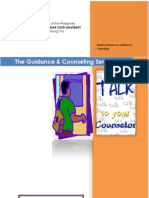 Topic Outline-guidance Services Edited