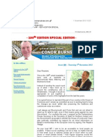News Bulletin From Conor Burns MP #100
